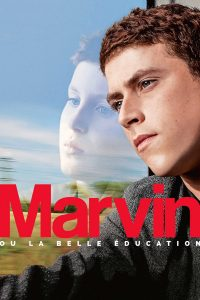 "Affiche du film ""Marvin ou La belle éducation"""