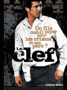 """Affiche du film """"La Clef"""""""