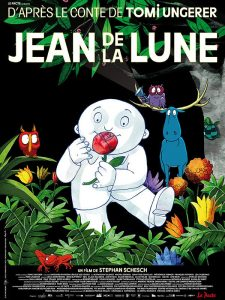 """Affiche du film """"Jean de la Lune"""""""