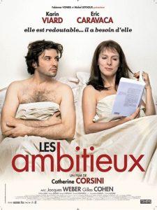 """Affiche du film """"Les Ambitieux"""""""