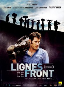 """Affiche du film """"Lignes de Front"""""""
