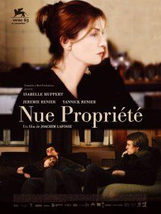 """Affiche du film """"Nue propriété"""""""