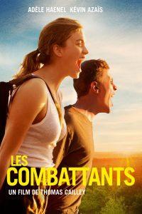 """Affiche du film """"Les Combattants"""""""