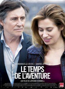 """Affiche du film """"Le temps de l'aventure"""""""