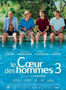 """Affiche du film """"Le cœur des hommes 3"""""""