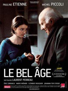 """Affiche du film """"Le bel âge"""""""