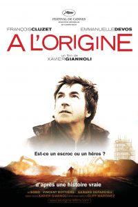 """Affiche du film """"À l'origine"""""""