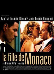 """Affiche du film """"La Fille de Monaco"""""""