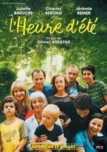 """Affiche du film """"L'Heure d'été"""""""