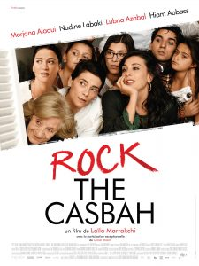 "Affiche du film ""Rock the Casbah"""