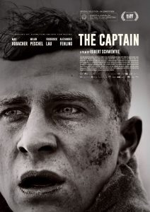 "Affiche ""The captain - L'usurpateur"