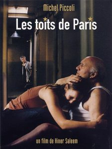"""Affiche du film """"Les toits de Paris"""""""