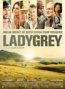 """Affiche du film """"Ladygrey"""""""