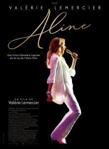 Affiche de Aline