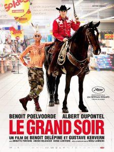 """Affiche du film """"Le grand soir"""""""