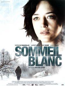 """Affiche du film """"Sommeil blanc"""""""