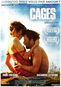 "Affiche du film ""Cages"""