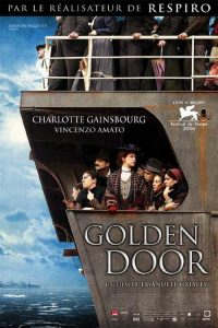 "Affiche du film ""Golden Door"""