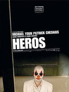 """Affiche du film """"Héros"""""""