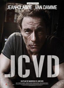 "Affiche du film ""JCVD"""