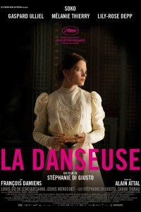 """Affiche du film """"La Danseuse"""""""