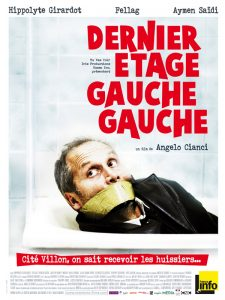 """Affiche du film """"Dernier étage gauche gauche"""""""