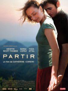 "Affiche du film ""Partir"""