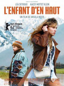 """Affiche du film """"L'enfant d'en haut"""""""