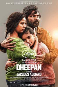 """Affiche du film """"Dheepan"""""""