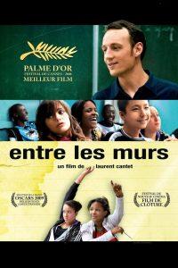 """Affiche du film """"Entre les murs"""""""