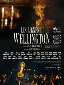 """Affiche du film """"Les Lignes de Wellington"""""""