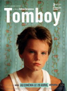 "Affiche du film ""Tomboy"""