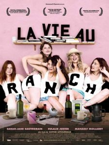 "Affiche du film ""La Vie au ranch"""