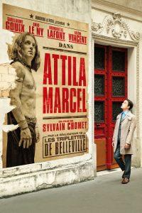 "Affiche du film ""Attila Marcel"""