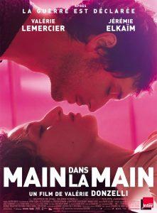 """Affiche du film """"Main dans la main"""""""