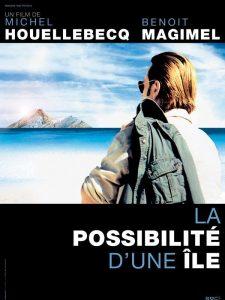 """Affiche du film """"La Possibilité d'une île"""""""