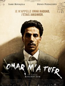 "Affiche du film ""Omar m'a tuer"""