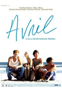 "Affiche du film ""Avril"""