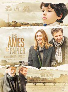 """Affiche du film """"Les âmes de papier"""""""