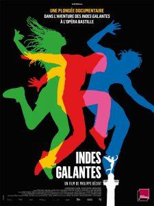 Affiche Les Indes galantes