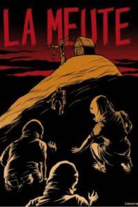 """Affiche du film """"La Meute"""""""