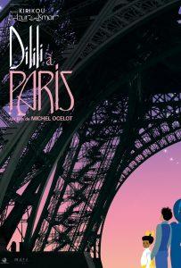 """Affiche du film """"Dilili à Paris"""""""