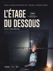"""Affiche du film """"L'étage du dessous"""""""