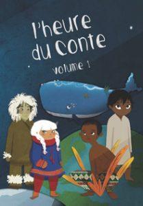 """Affiche de la série """"L'heure du conte"""""""
