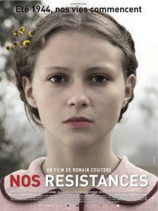 """Affiche du film """"Nos résistances"""""""