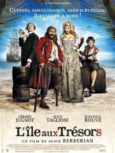 """Affiche du film """"L'Île aux trésors"""""""