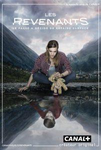 """Affiche de la série """"Les revenants"""""""