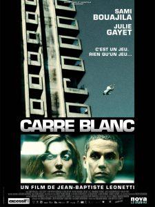"""Affiche du film """"Carré Blanc"""""""
