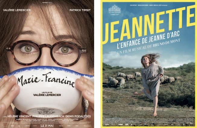 Marie-Francine & Jeannette
