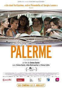 """Affiche du film """"Palerme"""""""